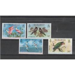 BAHAMAS 1974 UCCELLI  4 VAL  MNH  MF53643