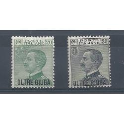1925 OLTRE GIUBA...