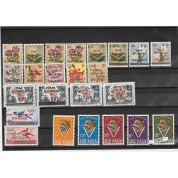 SUD KASAY EX CONGO BELGA 1961 -  24 VAL MNH YVERT 1/24 MF53907