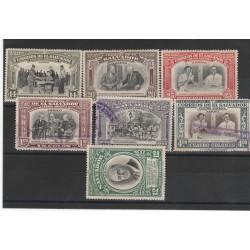 EL SALVADOR 1948  ROOSEVELT 7 VAL MISTI MF53899