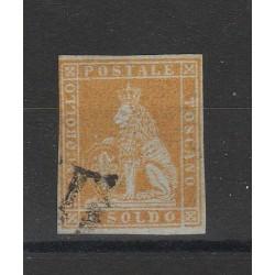 TOSCANA 1851 - 1 SOLDO BISTRO SASS N 2 USATO f.to DIENA   MF54048