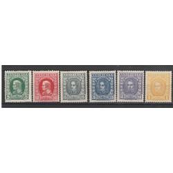 1911 VENEZUELA  EFFIGI  6 VAL  MLH MF54275
