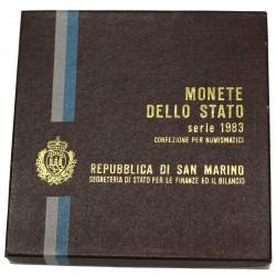 1983 SAN MARINO DIVISIONALE...
