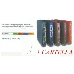 CARTELLA CON CUSTODIA A 22...