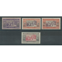 SENEGAL  1922-28  mercato indigeno  17 VAL mlh  MF18833