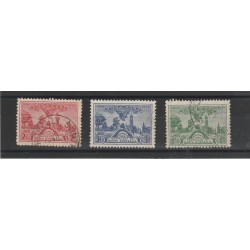 1934 AUSTRALIA  STATO DI VITTORIA   3  VAL USATI MF54381