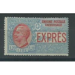 1922 REGNO ITALIA ESPRESSO...