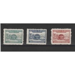 BOLIVIA 1928  veduta  3 VAL MLH MF54358