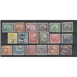 BOLIVIA 1938 SOCIALISMO 9 VAL USATI  MF54354