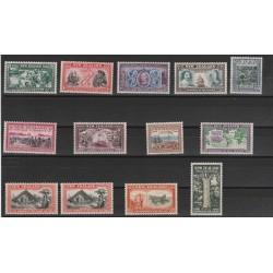 1940 NUOVA ZELANDA  SOVRANITA BRITTANNICA  13 VAL MLH MF54469