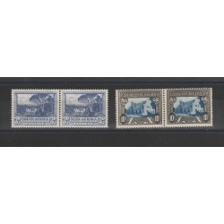 SOUTH AFRICA 1939 2 COPPIE  4 V  MNH  MF54495