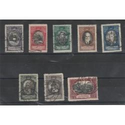 1921 LIECHTENSTEIN VEDUTE 8 VAL USATI MF54689