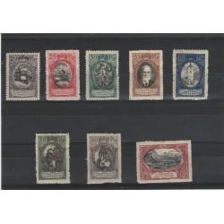 1921 LIECHTENSTEIN VEDUTE 8 VAL MLH  MF54685