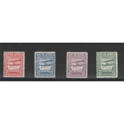 SOUTH AFRICA 1925  BIPLANO  4   VAL MLH  MF54700