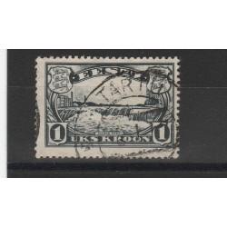 1933 ESTONIA EESTI  CASCATE DI NARVA  1 VAL USATO MF54668