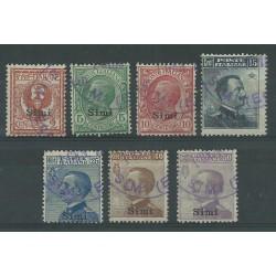 1912 ISOLE EGEO SIMI...