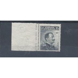 1912-15 LIBIA 15 C GRIGIO...