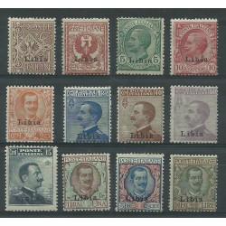 1912 - 1915 LIBIA...