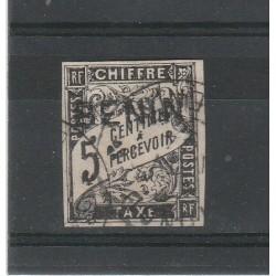 GOLFE DE BENIN 1894 SEGNATASSE  1 VAL MNH YV n.1 MF54767