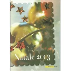 2003 ITALIA REPUBBLICA...