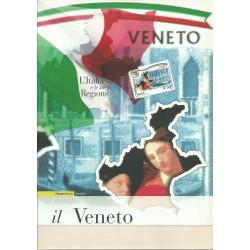 2008 ITALIA REPUBBLICA FOLDER L'ITALIA E LE SUE REGIONI LA SICILIA MF27975