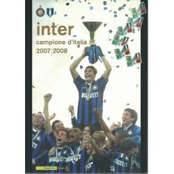 2007 ITALIA REPUBBLICA FOLDER INTER CAMPIONE 2006/2007 MF31018