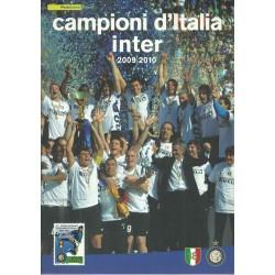 2010 ITALIA REPUBBLICA FOLDER INTER CAMPIONE 2009/2010 MF27968