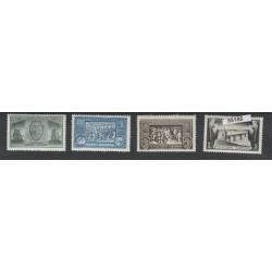1933  ROMANIA  CIITA TURNO-SEVERINA  UNIF N 458-61 MNH MF55195