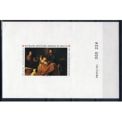 1994 S.M.O.M. PROVA ANNO INT. FAMIGLIA UNIFICATO N 456 MNH MF27894
