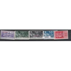 1930 CIRENAICA FERRUCCI 5 VALALORI MNH MF13385
