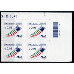 2010 REPUBBLICA ITALIANA...