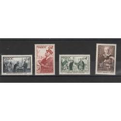 MAROCCO   1954  LYAUTEY  YV335-38 - 4 V MNH MF55390