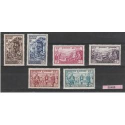 ALGERIE ALGERIA 1954  PRO SINISTRATI 6  VAL MLH MF55399