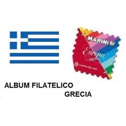 ALBUM MARINI   GRECIA...