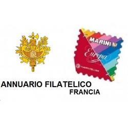 ALBUM MARINI DI FRANCIA DAL  1997  AL 2001   - NUOVO -