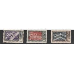 MAROCCO   1951 SOLIDARIETA  3 V MNH MF55465