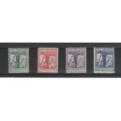 1928 TRIPOLITANIA SERIE SOCIETA  AFRICANA 4 VAL MLH MF55495