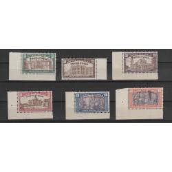 1925 TRIPOLITANIA SERIE ANNO SANTO 6 VAL MNH  MF55501