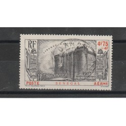 SENEGAL 1939 RIVOLUZIONE FRANCESE  1 VAL USATO MF50486