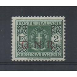 1944 REPUBBLICA SOCIALE RSI...