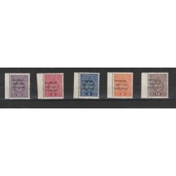 1941 MONTENEGRO SEGNATASSE 5 VAL SASS 1/5  MNH MF55769