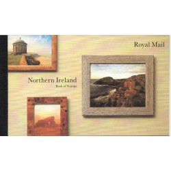 1994 GRAN BRETAGNA U.K. PRESTIGE BOOKLET NORTHERN IRELAND LP 16 MF28859