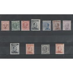 1912-16 ISOLE EGEO COO SASSONE N . 1/11 MLH MF55823