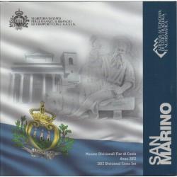 2012 SAN MARINO DIVISIONALE EURO 9 MONETE FDC IN CONFEZIONE MF28851