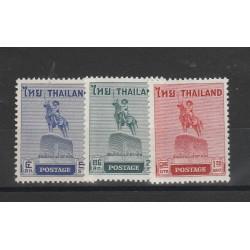 1955 THAILANDIA THILAND RE TAKSIN 3 V MLH MF55901