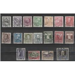 1908 AUSTRIA OSTERREICH 60 ANN. REGNO FRANCESCO GIUSEPPE 18 VAL  USATI MF55948
