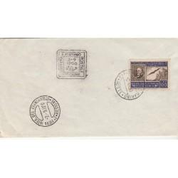 1950 FDC  ANNULLO CORRIERA S MARINO -RICCIONE MF55995