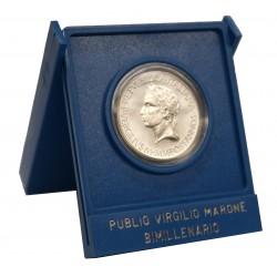 1981 REPUBBLICA ITALIANA LIRE 500 BIMILLENARIO VIRGILIO FDC CONFEZIONE ZECCA MF23710