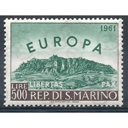 1961 SAN MARINO L 500 VERDE...