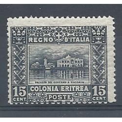 1910 ERITREA C 15 SOGGETTI...